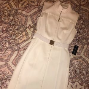 Off White Tommy Hilfiger Dress